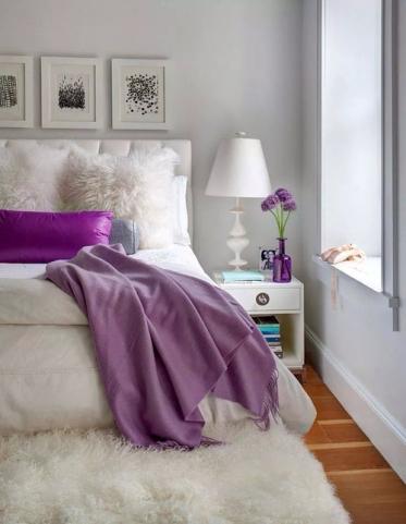 Massie's bed